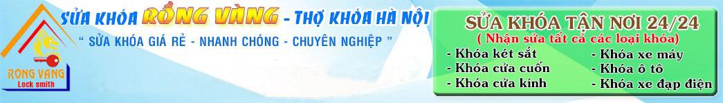Thợ sửa khóa Hà Nội